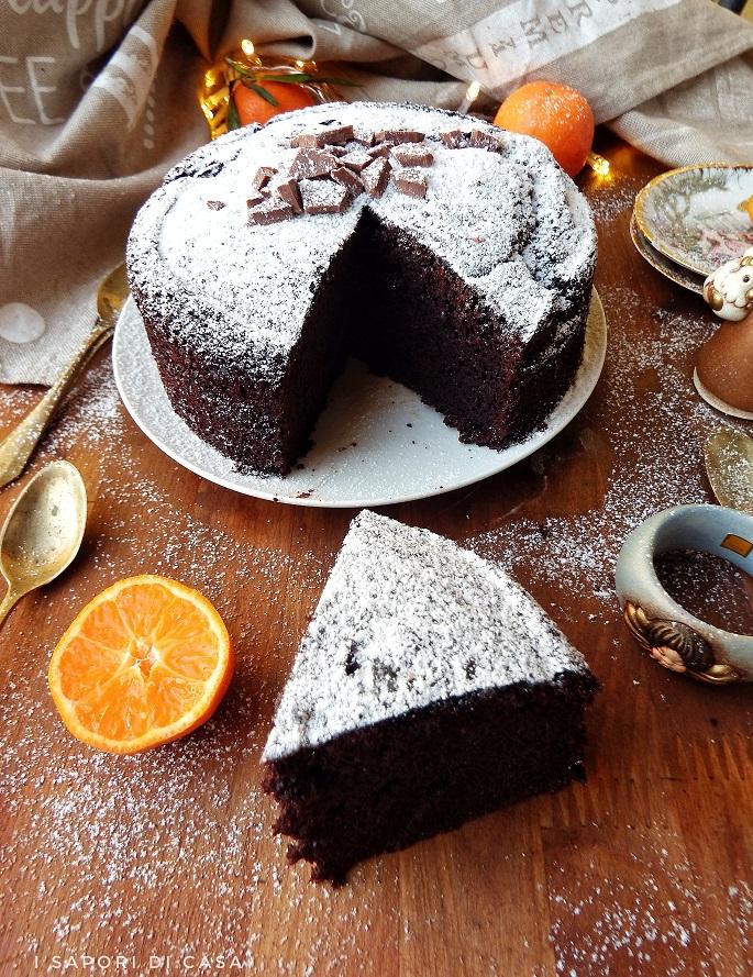 Torta ricotta e cioccolato morbidissima
