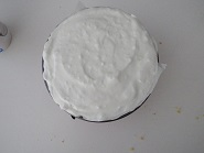Torta nuvola allo yogurt