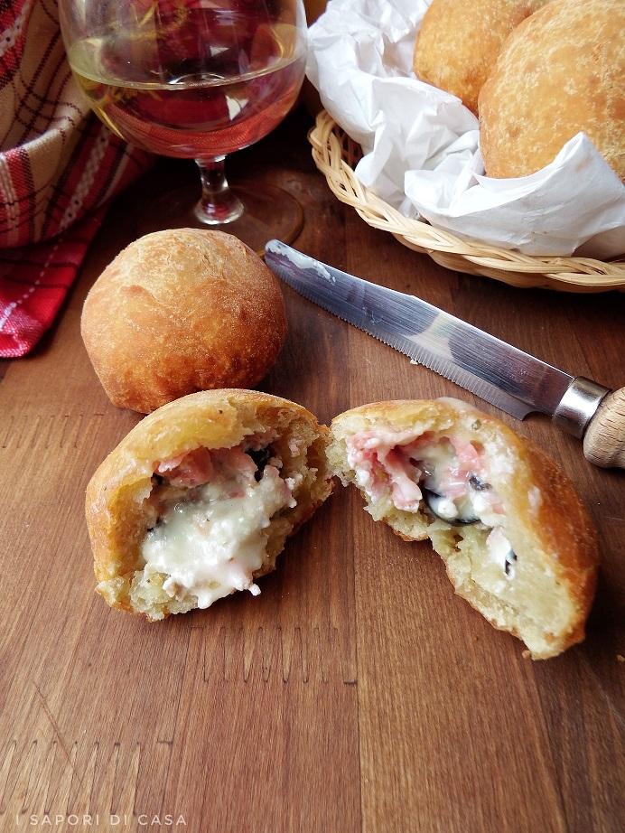 Bomboloni Salati