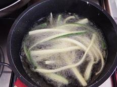 Zucchine a matassa