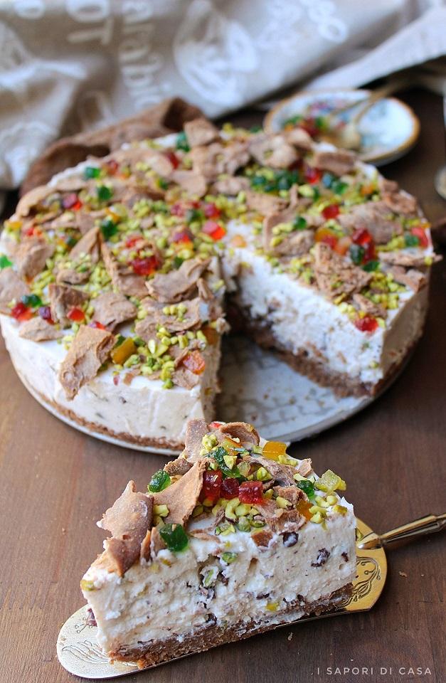 Torta Cannolo Senza Cottura