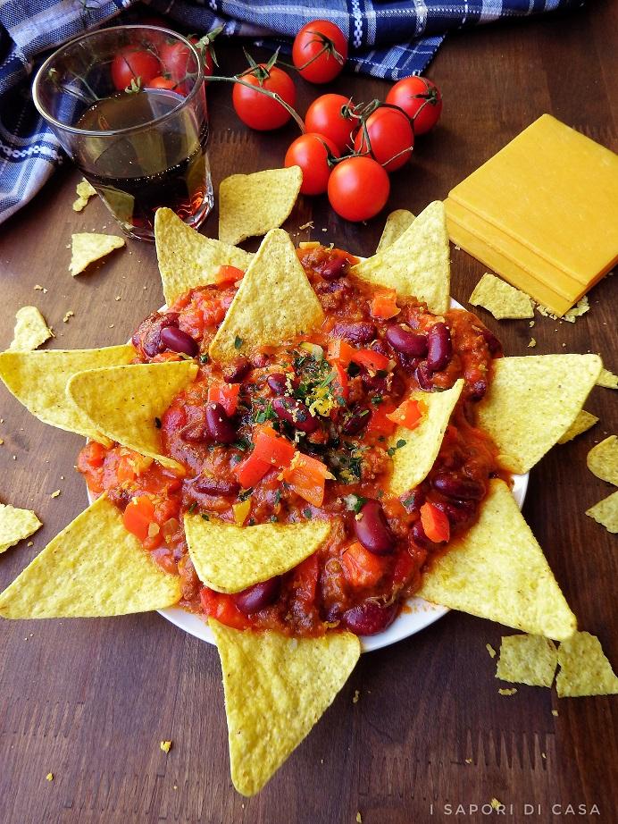 Chili con carne - ricetta Tex Mex