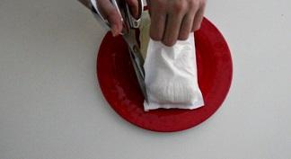 Girelle di mozzarella farcite
