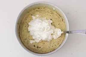 Semifreddo al caffè e amaretti