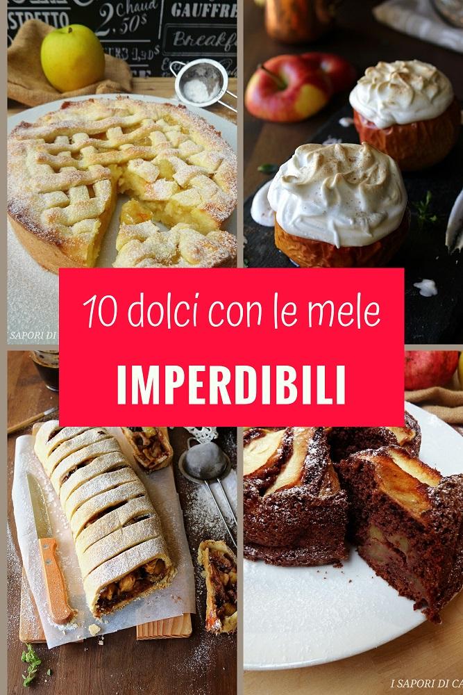 10 dolci con le mele imperdibili
