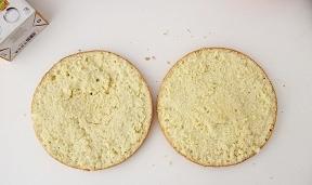 Cream tart soffice al tiramisù