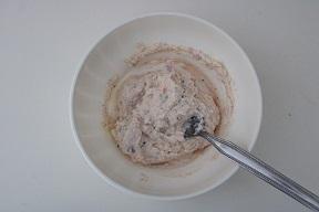 Caramelle di pasta sfoglia al salmone