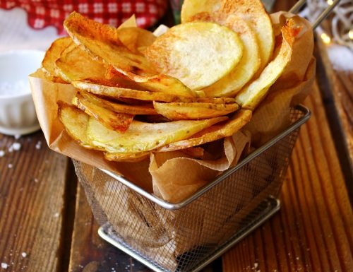CHIPS DI PATATE CROCCANTISSIME