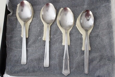 cucchiai di pasta sfoglia