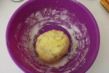 Castognole salate al Parmigiano
