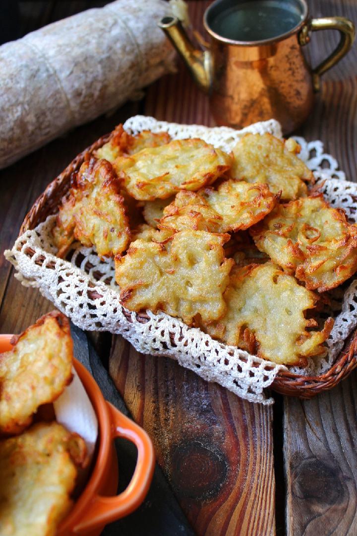 Tortei di patate