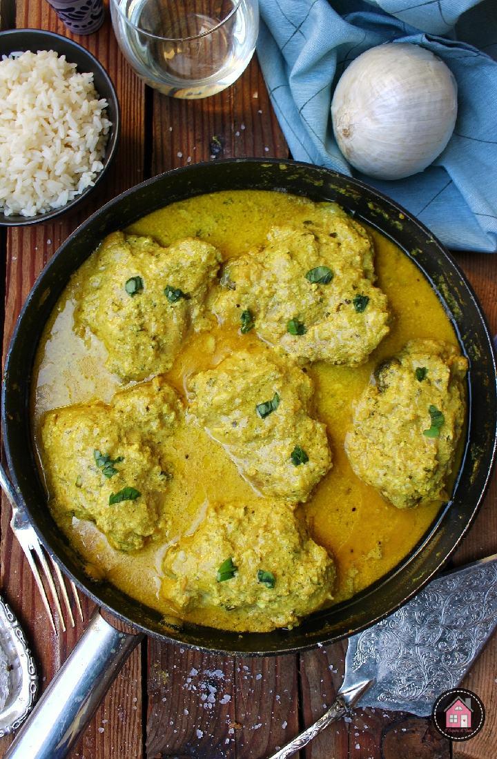 Pollo tandoori garam masala