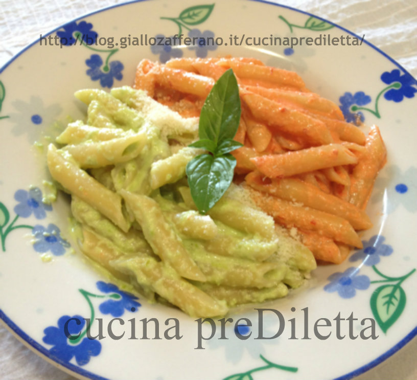 Pasta con peperoni e panna ricetta cucina prediletta - Ricette con la panna da cucina ...