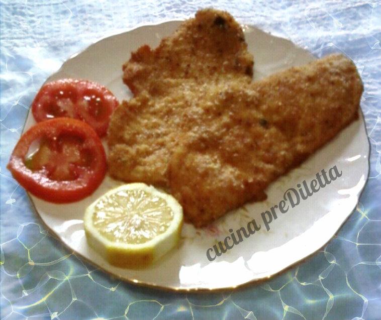 cotolette di pollo,ricetta,cucina preDiletta
