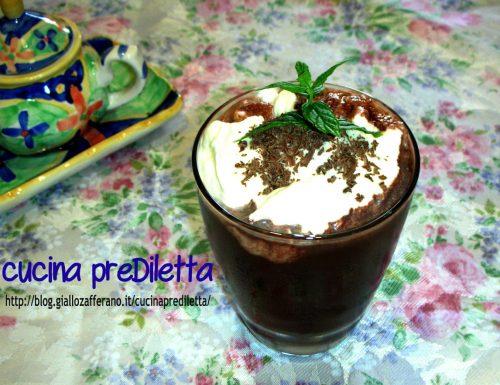 Cioccolata ghiacciata, ricetta bevanda estiva