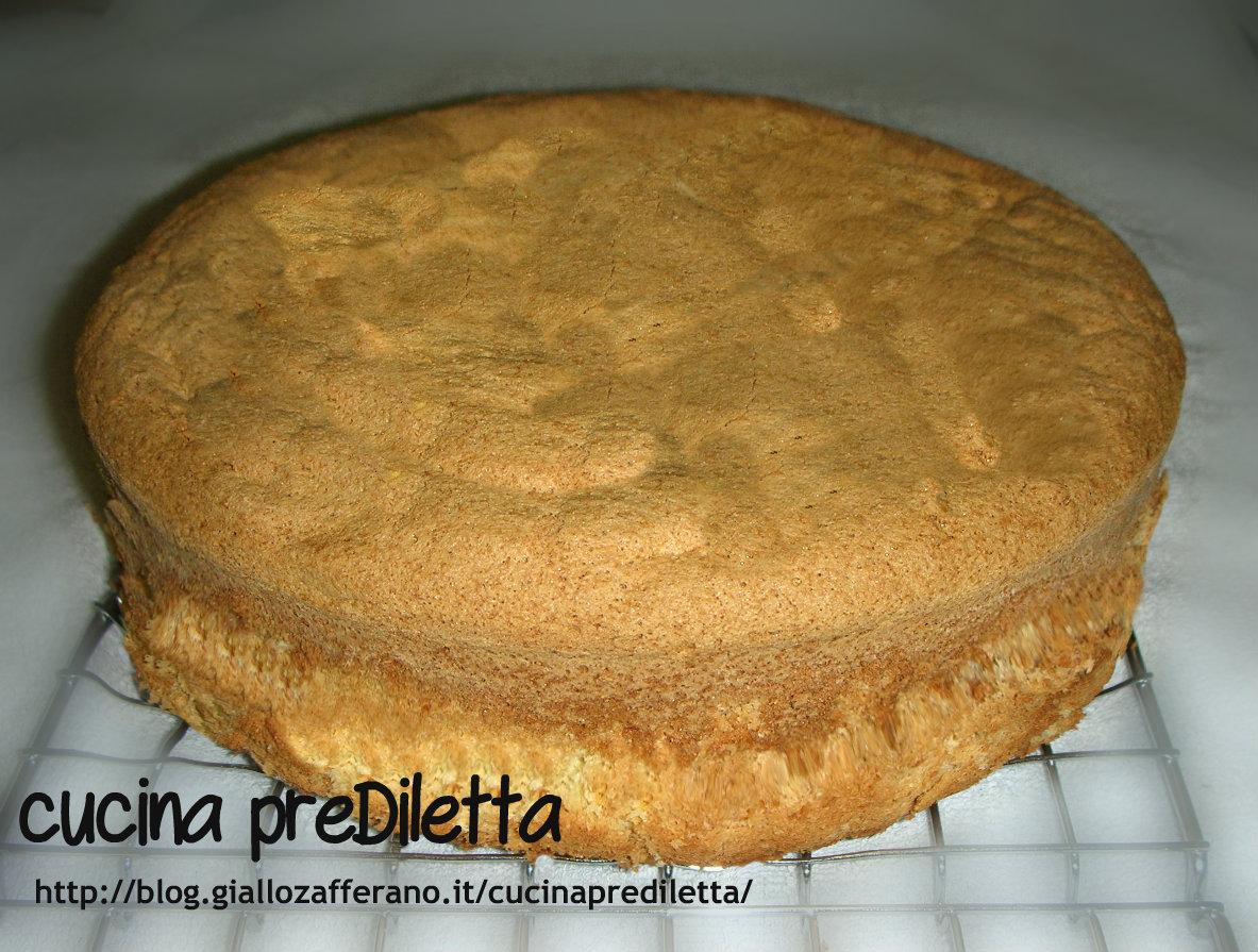 Pan di Spagna,cucina preDiletta