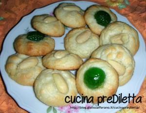 Pastine di mandorla,ricetta tipica siciliana,cucina preDiletta
