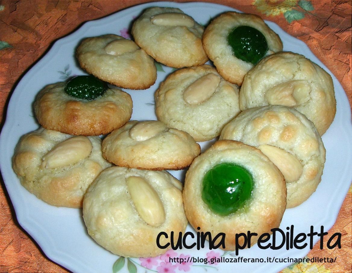 Pastine di mandorla ricetta tipica siciliana cucina prediletta