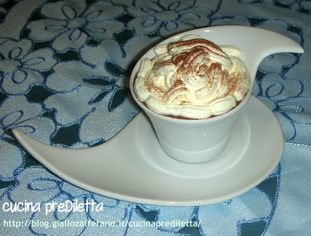 cioccolata calda,ricetta,cucina preDiletta