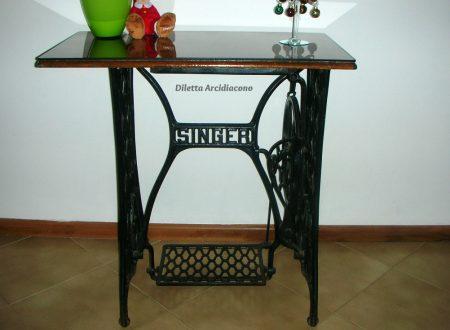Macchina da cucire singer archives cucina prediletta for Macchina da cucire singer da tavolo
