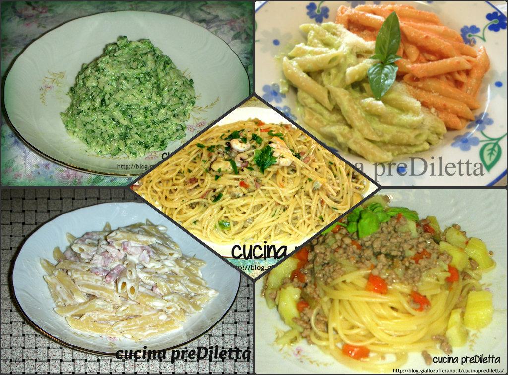 Ricette primi piatti cucina prediletta for Primi piatti cucina romana
