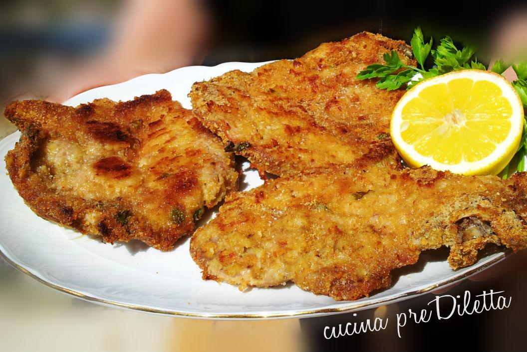 Costate impanate, ricetta secondo piatto