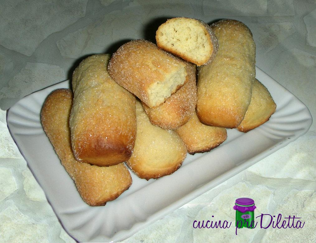 Biscotti rustici al latte e olio extravergine d'oliva | cucina preDiletta