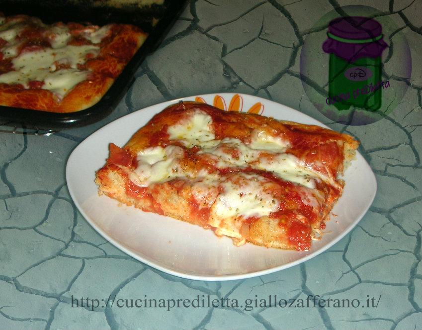 Ricetta Pizza Veloce E Semplice Fatta In Casa | Share The Knownledge