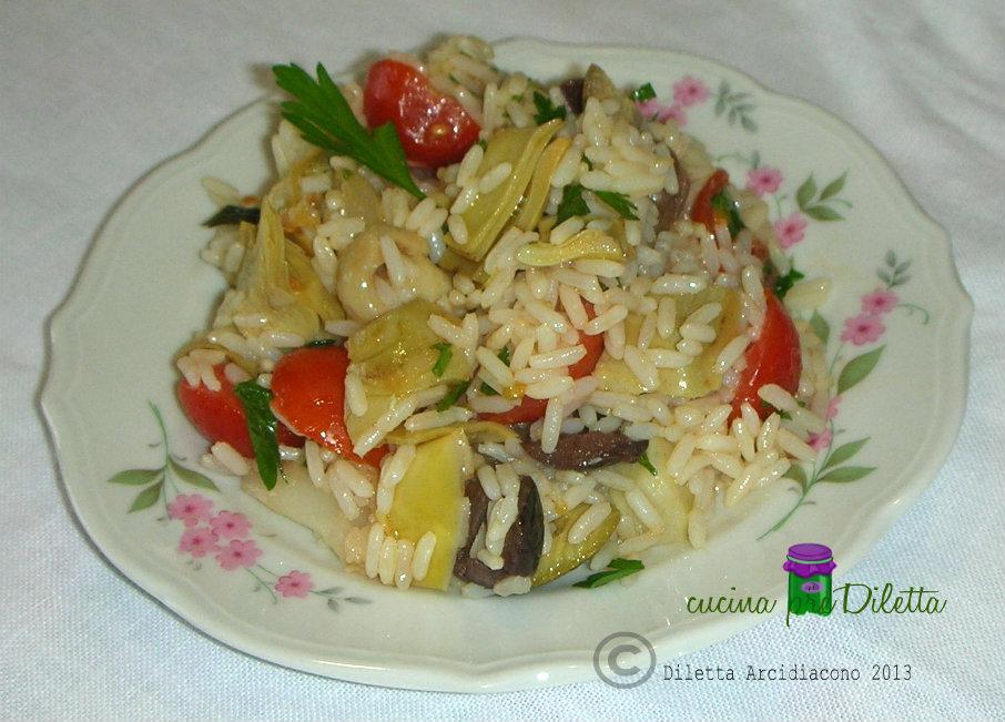Primi piatti freddi ricette buffet estivo cucina prediletta - Cucina vegetariana ricette ...