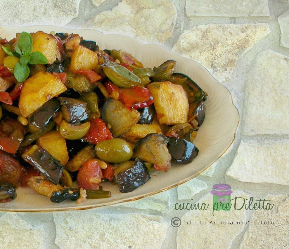 Antipasti e contorni freddi ricette buffet cucina for Ricette cucina