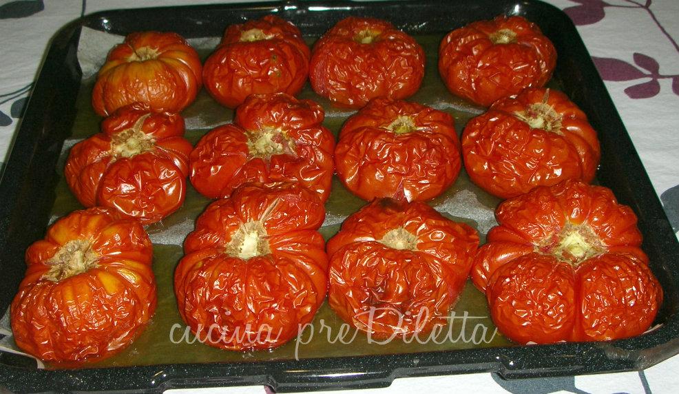 Pomodori al Forno Ricetta Ricetta Pomodori al Forno