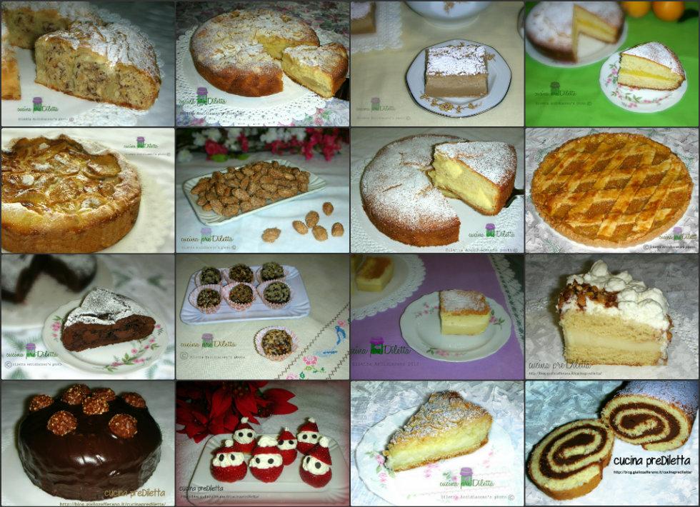 Buffet Di Dolci Di Natale : Dolci natale ricette di natale e capodanno cucina prediletta
