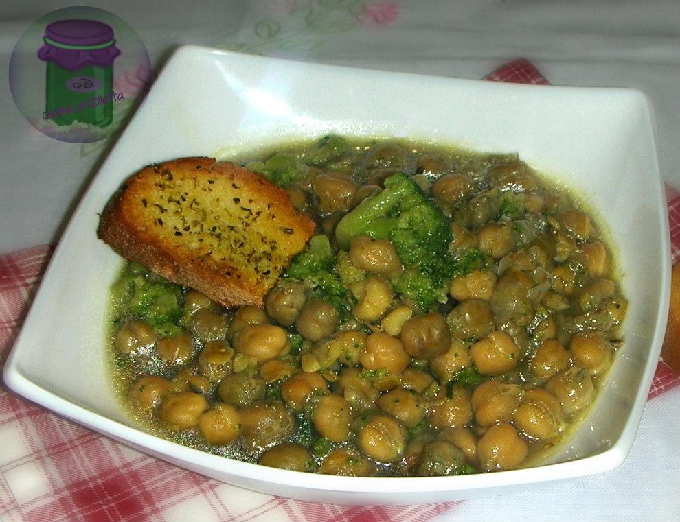 Ricette di cucina zuppa di ceci ricette popolari sito for Ricette di cucina particolari