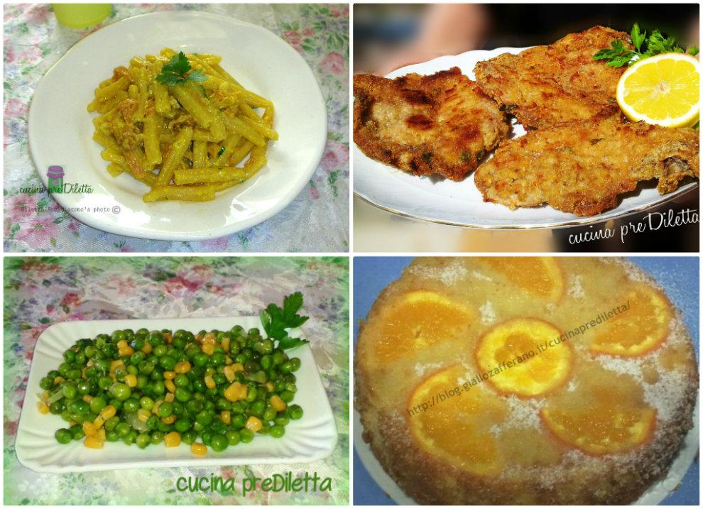Domenica 5 gennaio men pranzo della domenica cucina prediletta - Cosa cucino oggi a pranzo ...