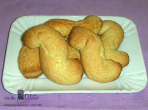 Biscotti caserecci, ricetta