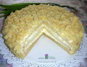 Torta mimosa, ricetta