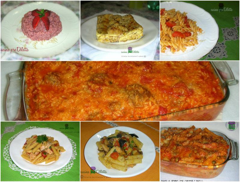 Pasqua ricette primi piatti pranzo di pasqua cucina for Cucina primi piatti di pesce