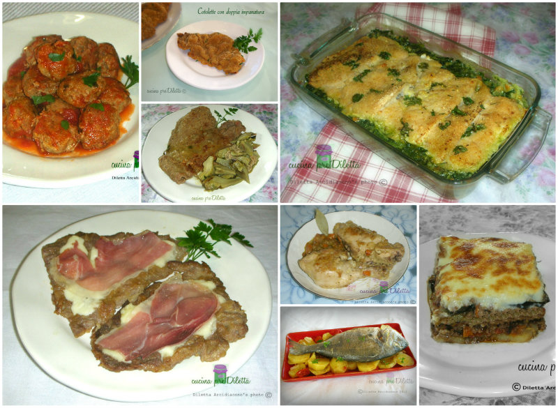 Pasqua ricette secondi pranzo di pasqua cucina prediletta for Ricette secondi
