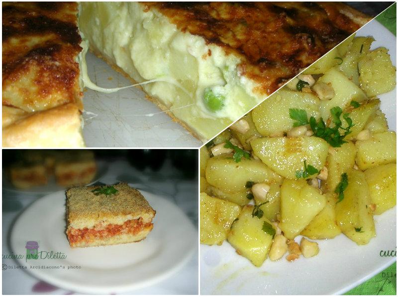 Ricette con patate raccolta ricette cucina prediletta for Raccolta patate