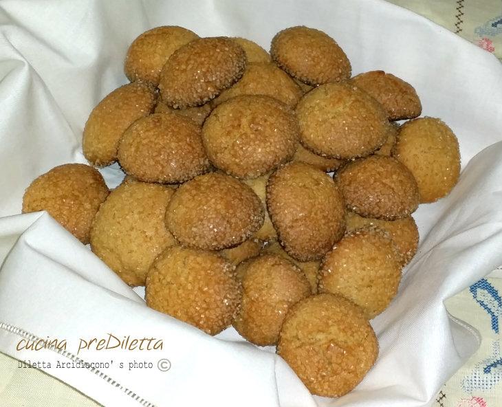 Biscottini al caffè, ricetta, cucina preDiletta