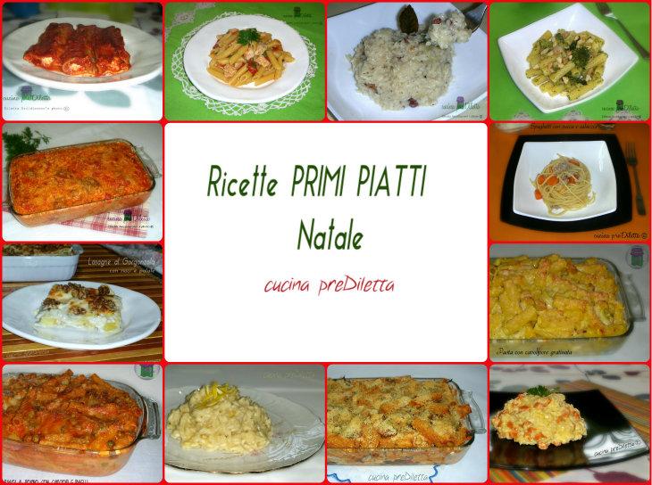 Ricette primi piatti natale le ricette di cucina prediletta for Ricette primi piatti