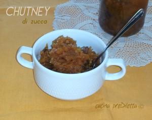 Chutney di zucca, ricetta, cucina preDiletta