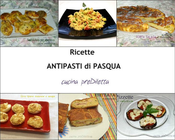 Ricette antipasti di pasqua le ricette di cucina prediletta for Ricette di cucina antipasti