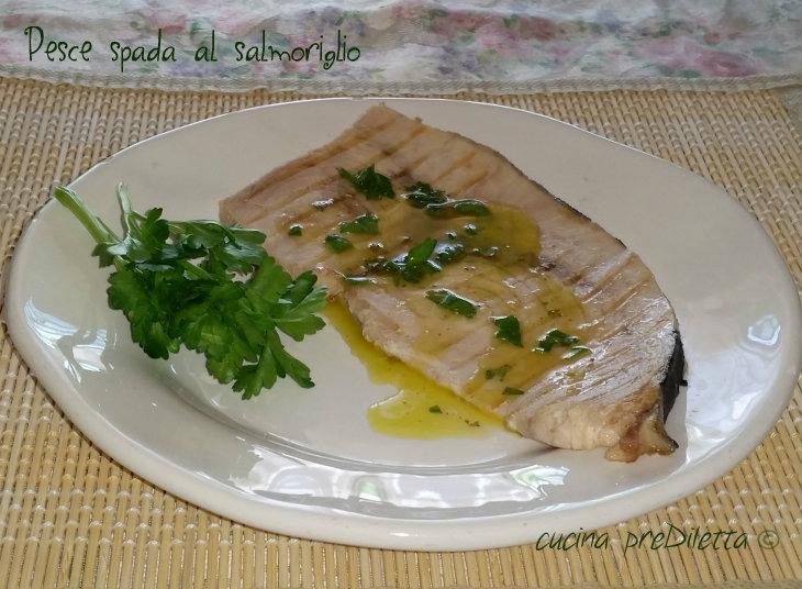 Ricetta di un secondo piatto di pesce