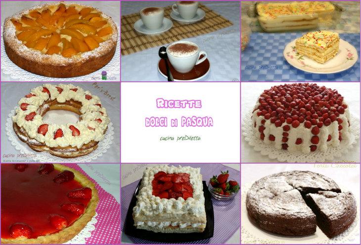 Ricette dolci di pasqua le ricette di cucina prediletta for Ricette dolci di pasqua