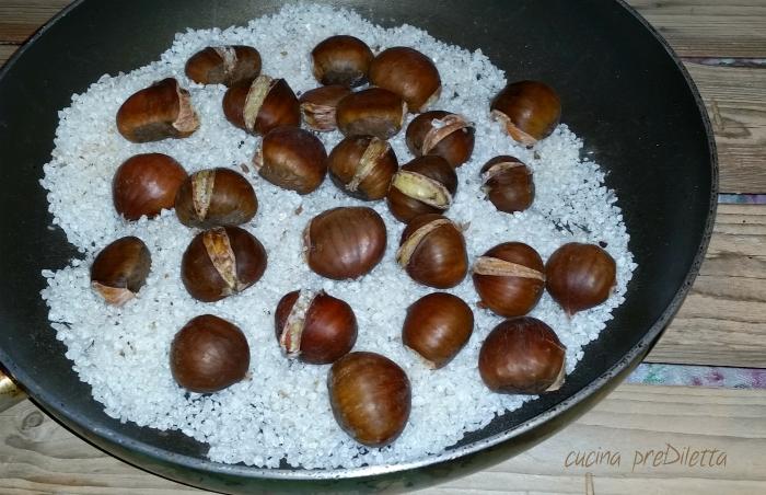 Come si cucina la castagna