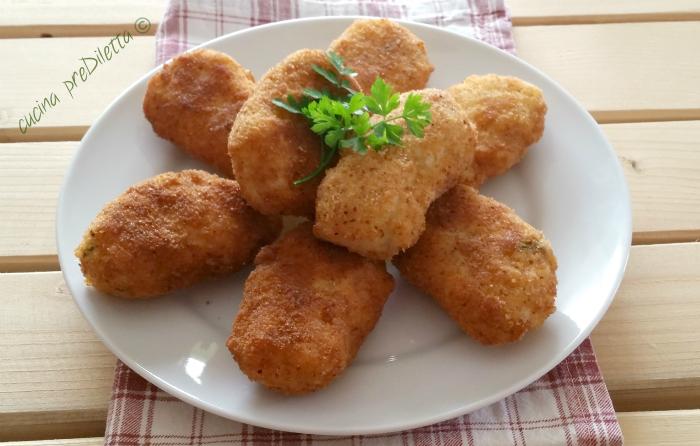 Polpette di pesce e riso ricetta cucina prediletta for Pesce chicco di riso
