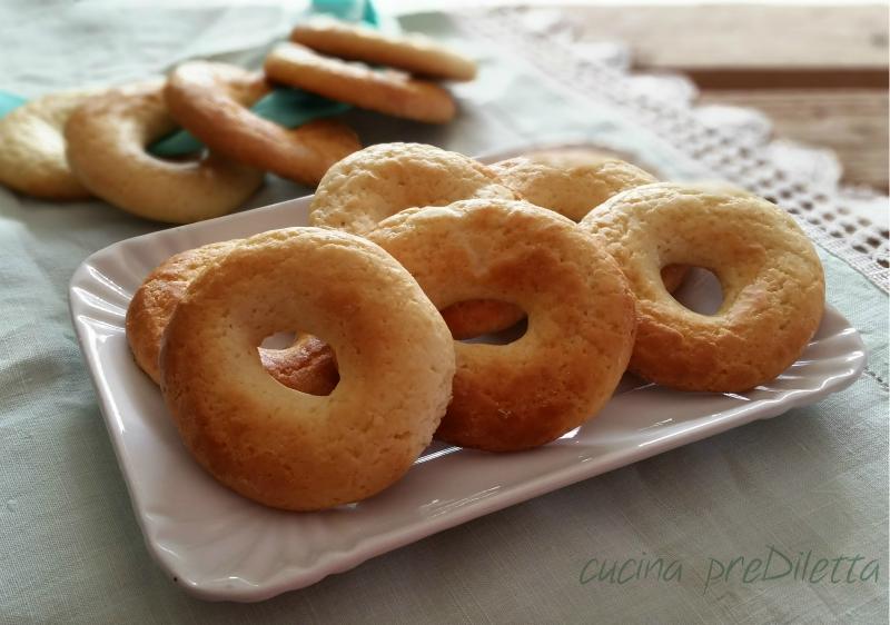 Biscotti alla panna fresca ricetta cucina prediletta - Differenza panna da cucina e panna fresca ...