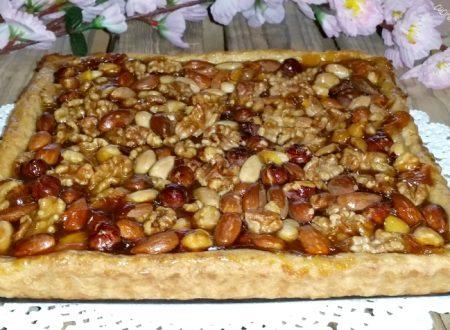 Ricette di dolci con la frutta cucina prediletta for Frutta con la o iniziale