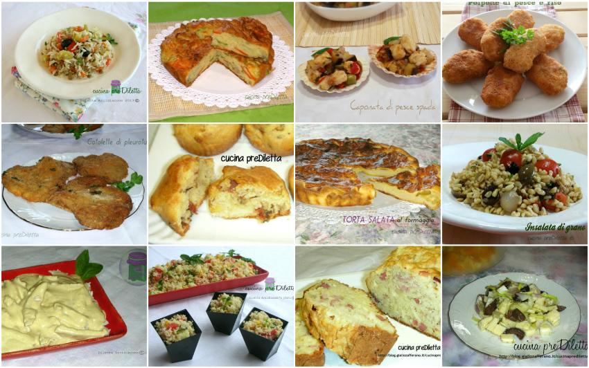 Antipasti buffet di capodanno